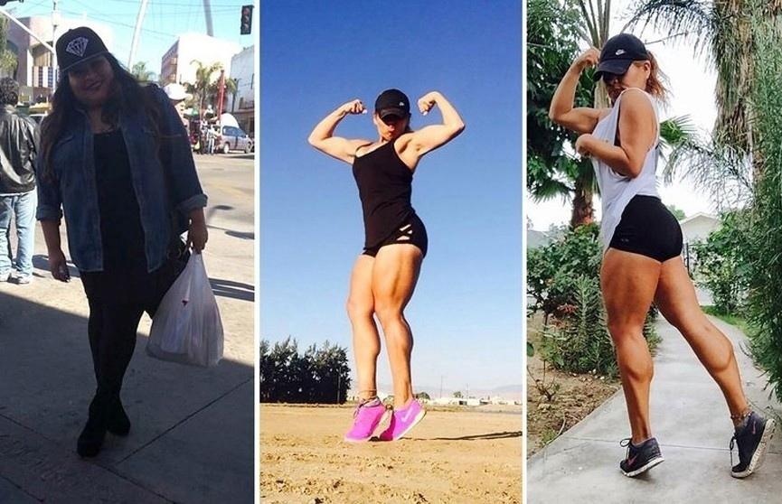 Девушка сбросила 60 килограммов за 10 месяцев и обрела фигуру мечты