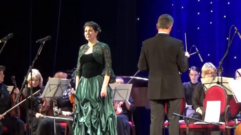 Новогодний гала концерт Концертный зал 10 01 2020 г часть 1 вид 2102