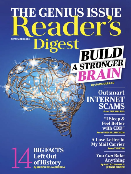 Reader's Digest USA 09.2020