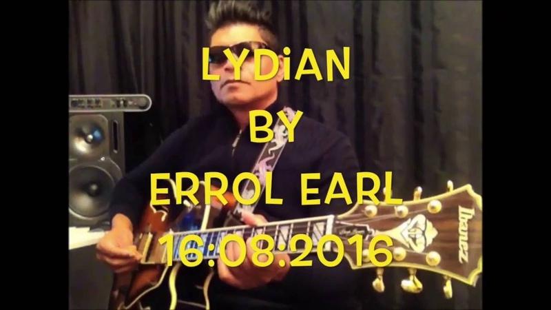 Norman Brown Lydian By Errol Earl