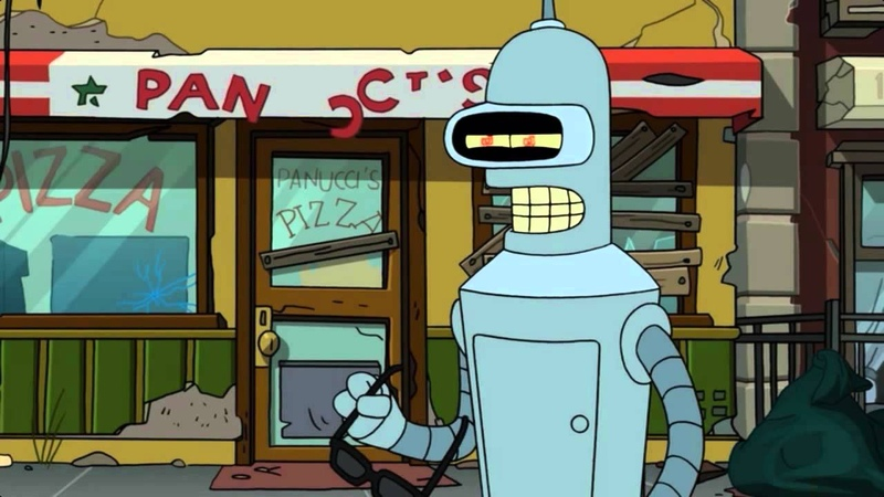 Bender Killed Seymour Butts