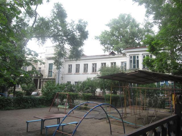 В Таганроге проводится ремонт детского сада № 25