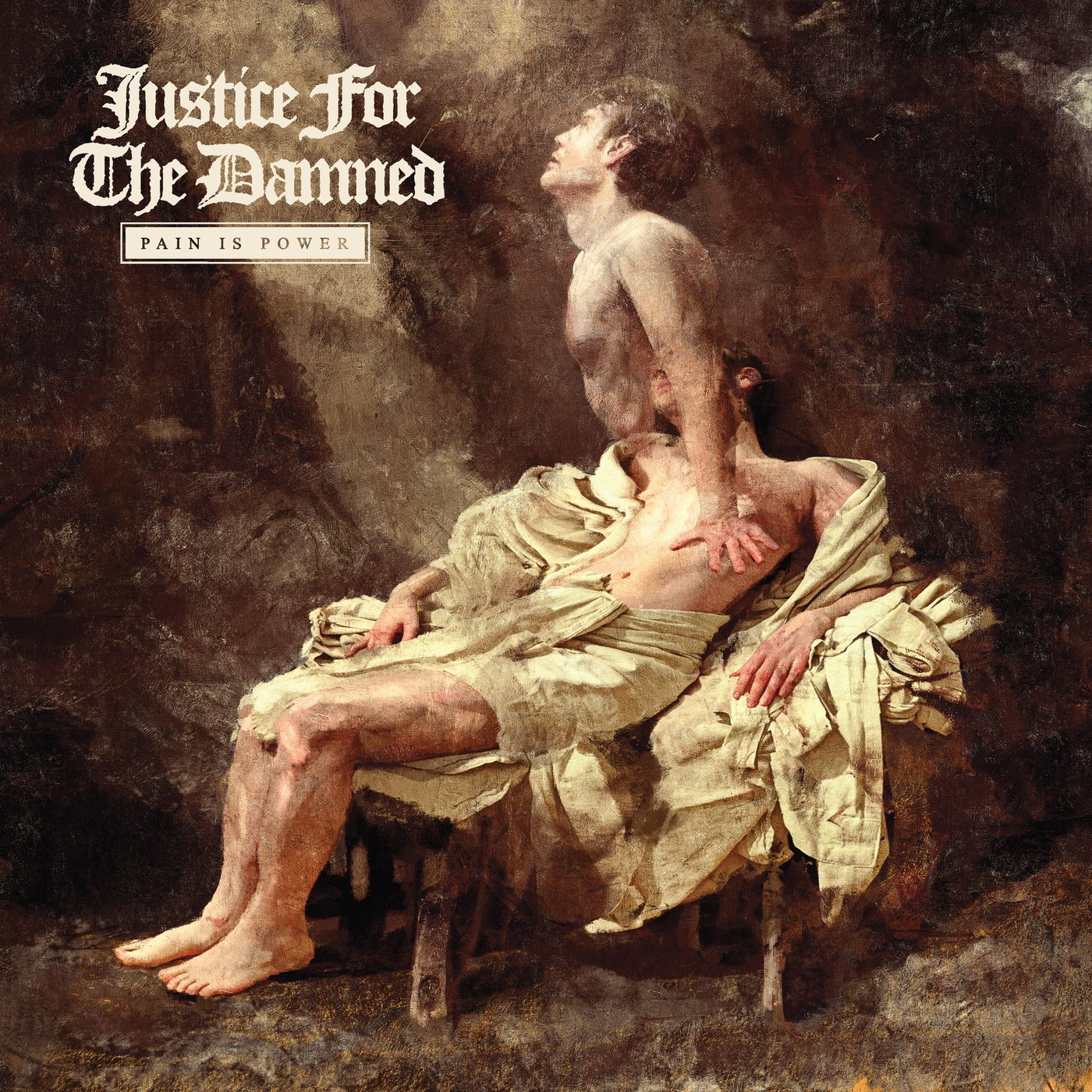 Justice For The Damned - Pain Is Power [single] (2020)