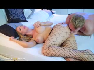 Nicole Aniston [HD 720, Brazzers, All Sex, Blonde, New 2016, Big Tits, Fishnet