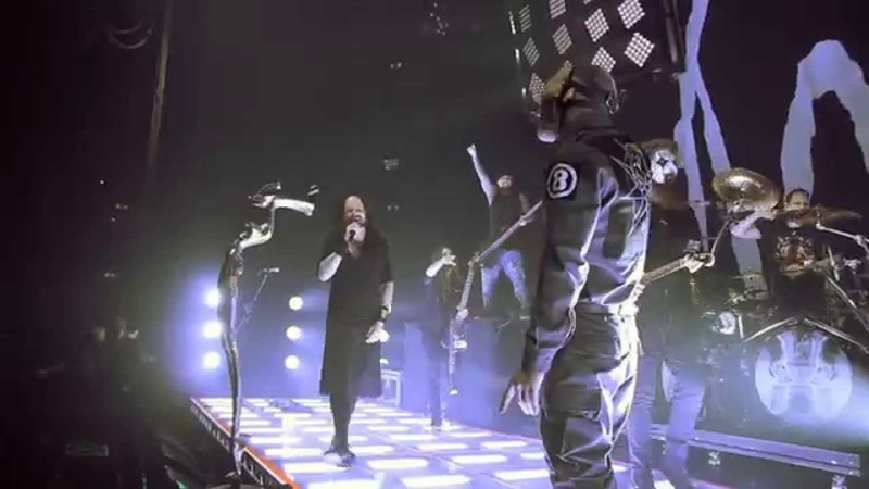 Korn 'Sabotage' Featuring Slipknot live in London 2015