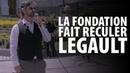LA FONDATION FAIT RECULER LEGAULT PROJET DE LOI 61