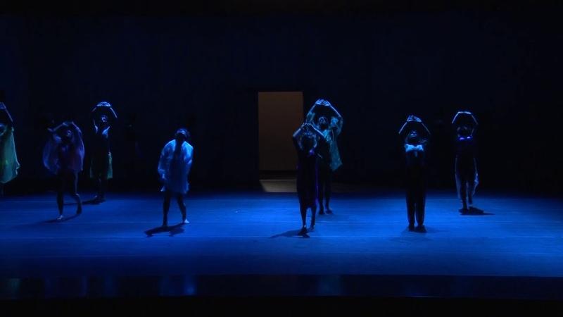 Um Jeito de Corpo Balé da Cidade Dança Caetano no Auditório Ibirapuera 2018