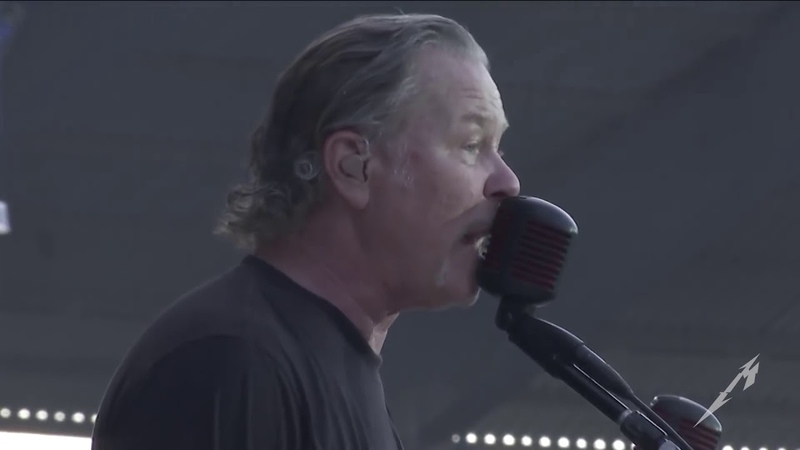 Metallica Fade to Black Brussels Belgium June 16 2019