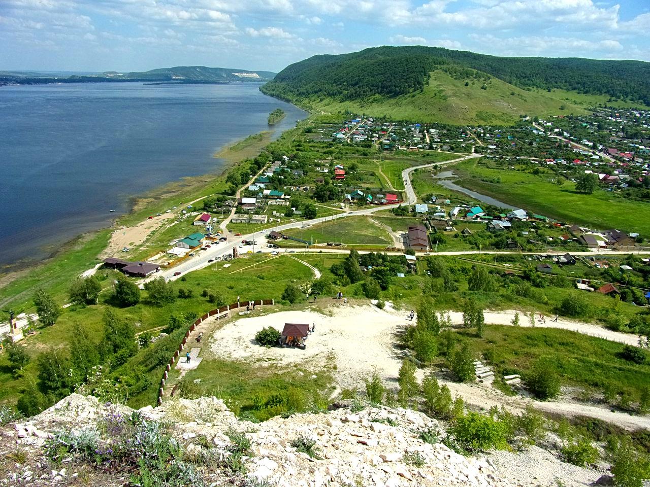 Афиша Самара Экскурсия в Ширяево 8 августа