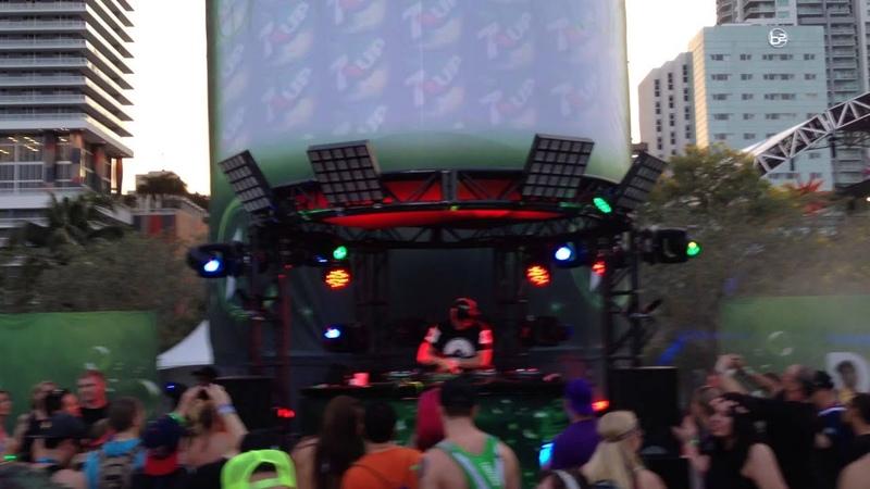 DJ Icey Live @ Ultra Music Festival 2014