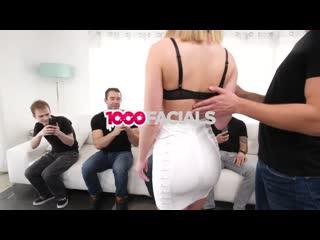 [1000Facials] Daisy Stone - Juice From Half A Dozen Cocks NewPorn2020