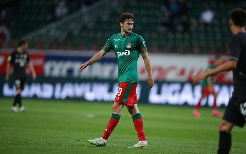Локомотив - ЦСКА, 2:1. Алексей Миранчук