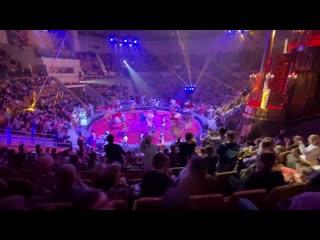 Юбилей Екатеринбургского цирка - 40 лет!