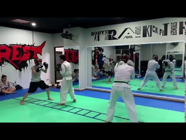 Buổi tập 157 Kudo Thanglong part2