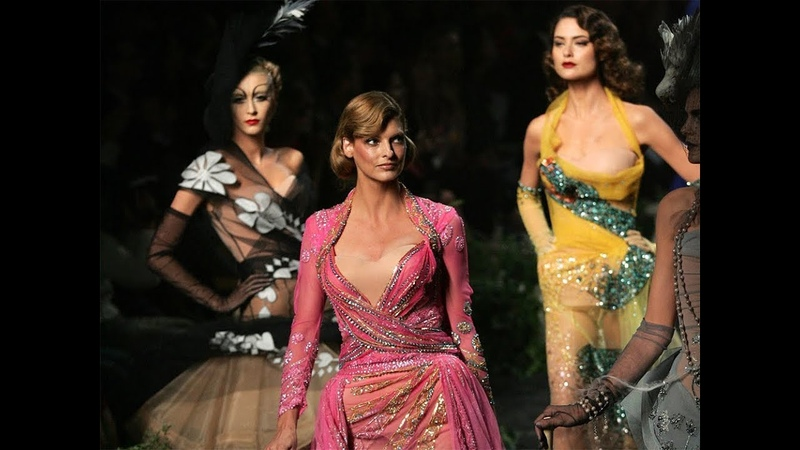 Christian Dior Haute Couture F W 2005 2006 Full Show