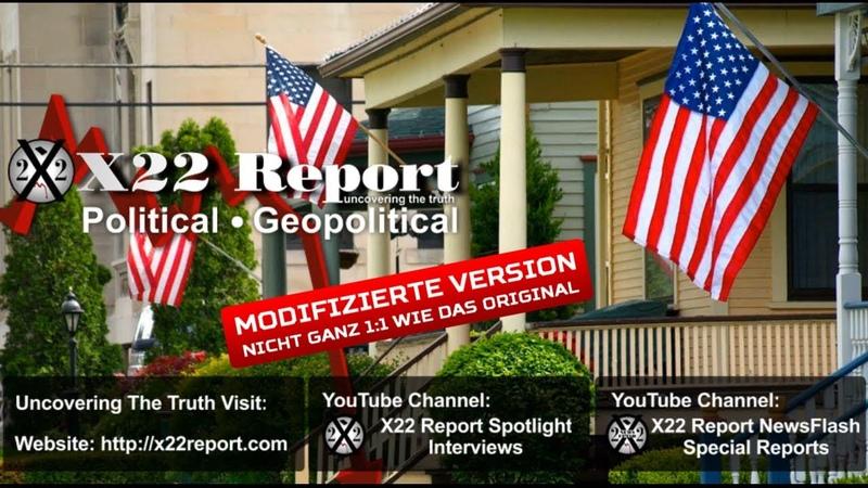 X 22 Report vom 23 7 2020 Es ist Zeit Die schweigende Mehrheit gibt es nicht mehr