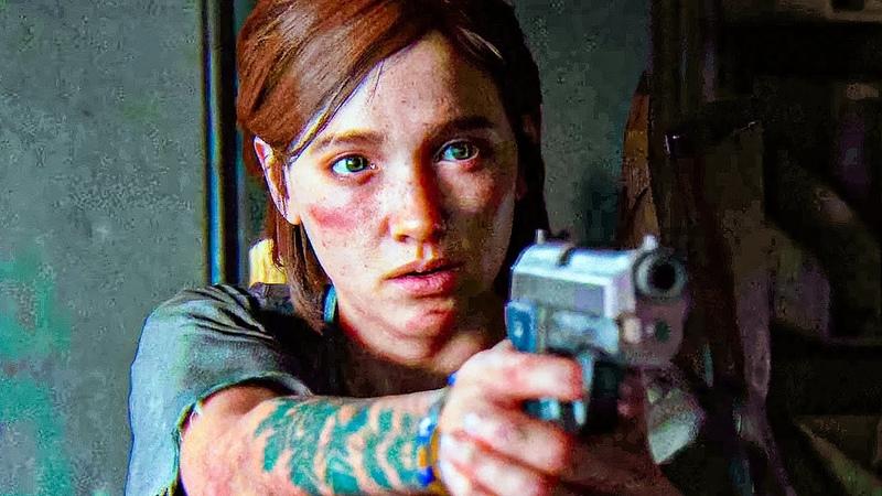 ✔️ The Last of Us 2   Одни из нас 2 - Большой русский геймплейный трейлер (Субтитры)   Игра 2020