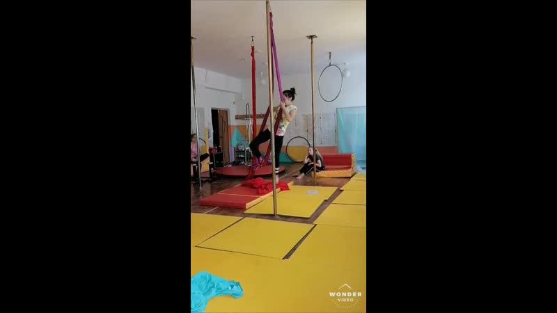 Воздушная акробатика г СИБАЙ