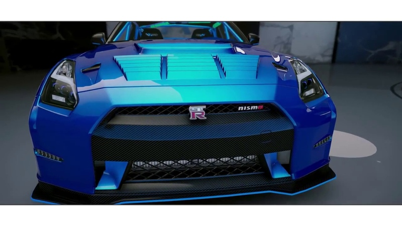 RangersRP Nissan GT R Nismo 🏁 Rmod Customs