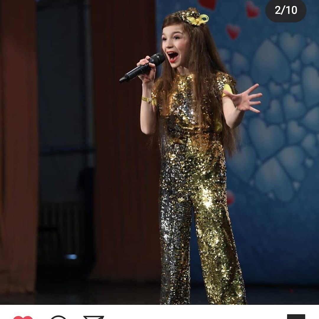 Школьница из села Озёрки Петровского района Линара ТУГУШЕВА стала лауреатом дистанционного творческого конкурса