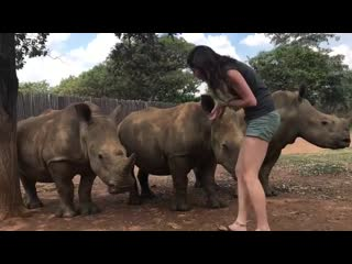 Throwback video of my favourite trio... Nandi, Neni and Thula