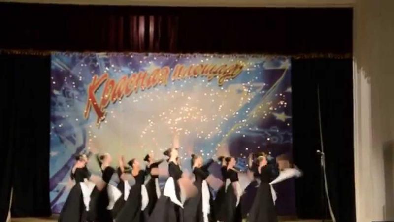 Студия танца Форс Гран при на Луганском республиканском танцевальном конкурсе