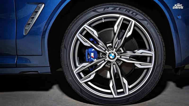Обновленные BMW X3 и X4 LCI 2022 Seat с рядной пятеркой от Audi