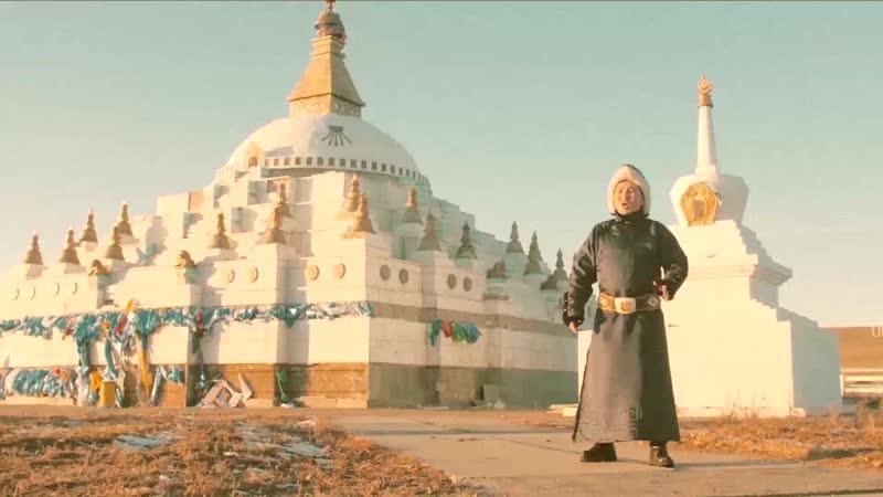 Bulat Badmaev Далай Лама XIV