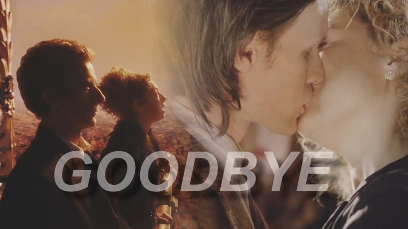 Doctor and River Goodbye