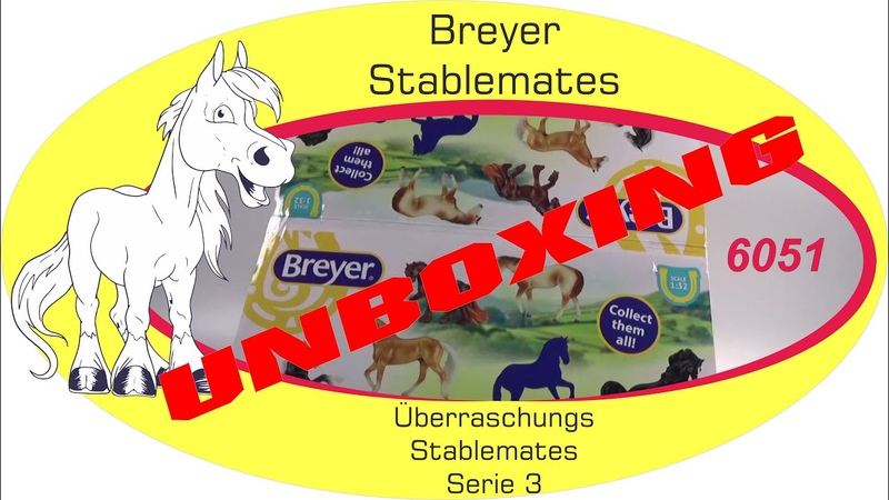 Breyer Stablemate (132) - Stablemate Serie 3