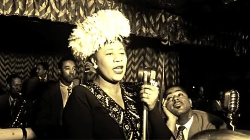 Элла и Чернильные пятна Я заставляю верить это вы Decca 1944