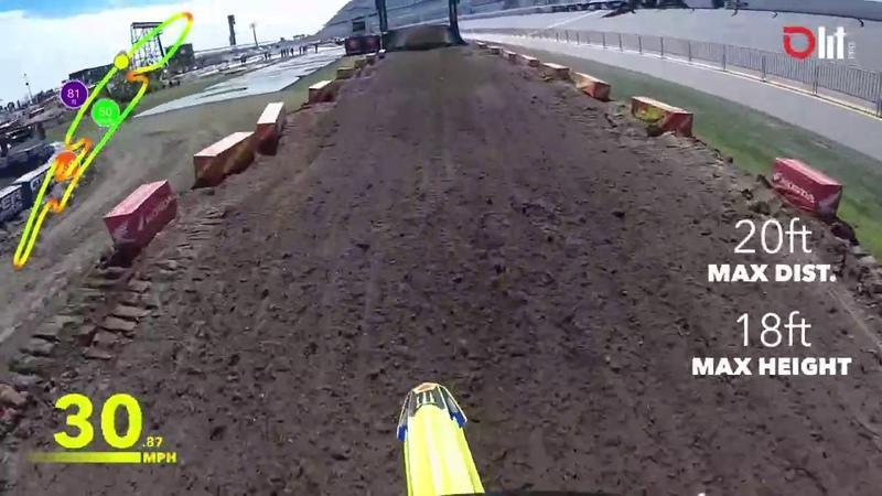 Daytona Supercross 2020 LITPro Course preview with Ricky Carmichael