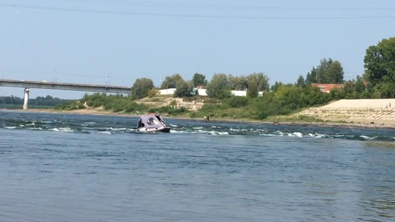Лодка против течения 2