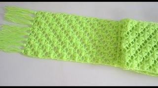 #ถักผ้าพันคอสวยๆ # ถักผ้าพันคอ