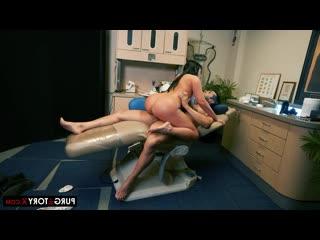 PurgatoryX Angela White - The Dentist Episode 3 NewPorn2019 в больнице на приеме 18 врач доктор сестра