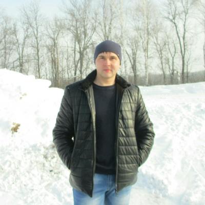 Камиль, 31, Kuznetsk