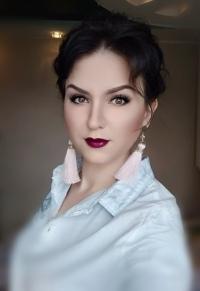 Polina  Rasskazova (Vizazhist)