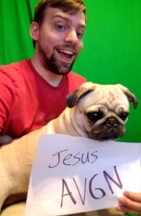 JesusAVGN Twitch Page
