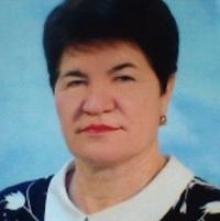 Исхакова Нурия