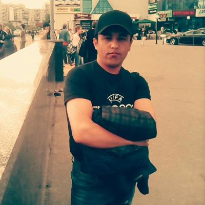 Рустам, 30, Panjakent
