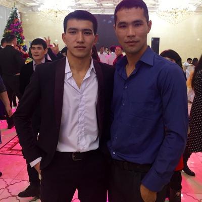 Adilkhanov, 28, Taldyqorghan