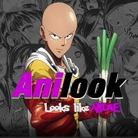 Логотип Аниме магазин AniLook