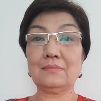 Mariko Zhumasheva