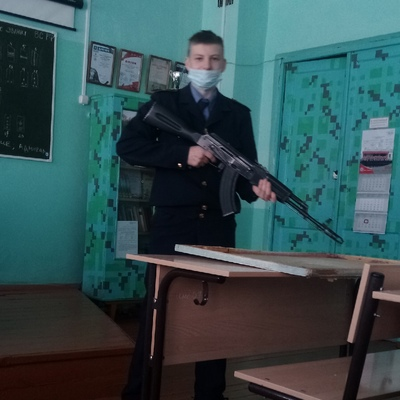 Александр, 18, Barabinsk