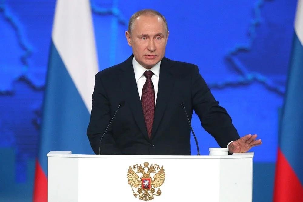 Путин поднял ставки в глобальной игре   Для тех, кто еще не понял. На следующий день…