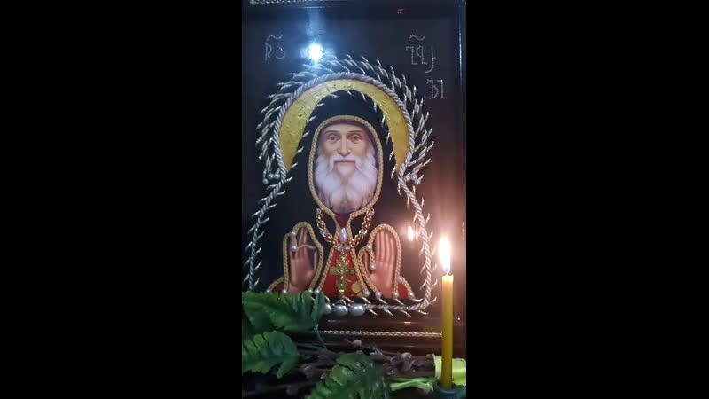 Акафист Отцу Гавриилу О болящих о даровании ребёнка о строительстве храмов о даровании веры