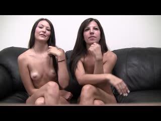 Melanie & Natalee [GolieMisli+18, Teen, All Sex, Casting, Small Tits, Big Ass, Blowjob, Cumshot, New HD 720 Porn 2020]