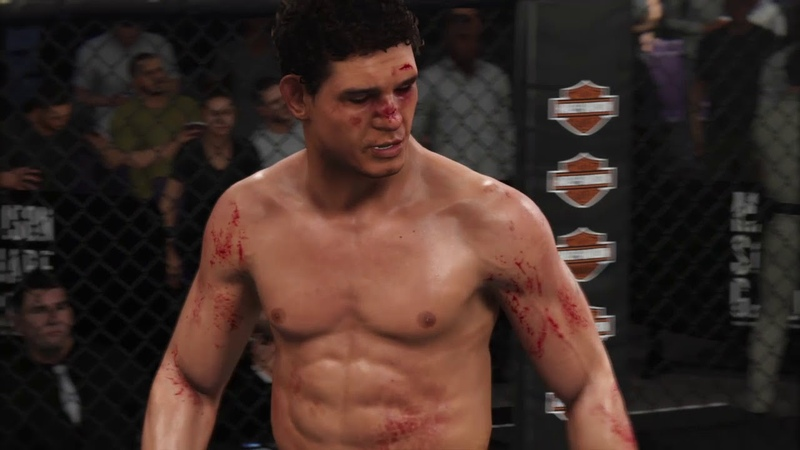 VBL 2 Middleweight Cezar Ferreira vs Elias Theodorou