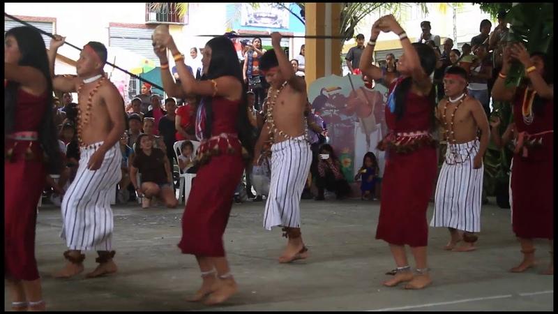 Yatsu yatsu, danza shuar del grupo Jempe