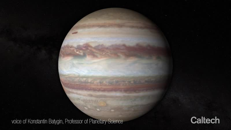 Professor of Planetary Science Konstantin Batygin explains a new model to describe the formation of Jupiter's four largest moons